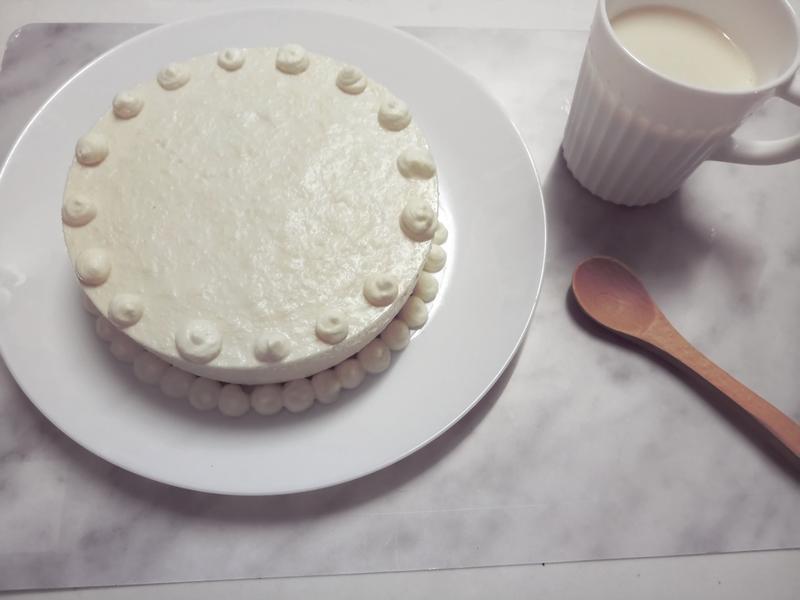 豆腐慕絲蛋糕