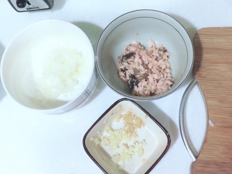 《寶寶副食品》洋蔥鮭魚炒飯