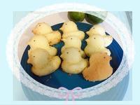 黃色小鴨~海綿雞蛋糕🐤🐤