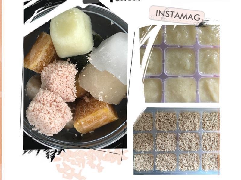 【副食品】絲瓜燉雞湯 電子鍋烹飪