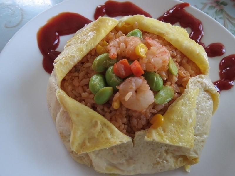 十分輕鬆料理DIY~茄香海鮮包