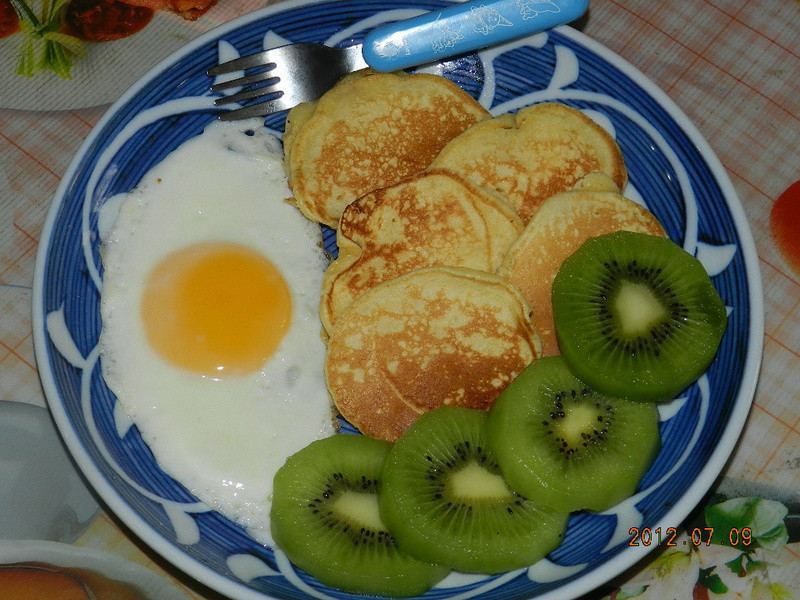 ㄚ曼達的廚房~小資女孩元氣早餐