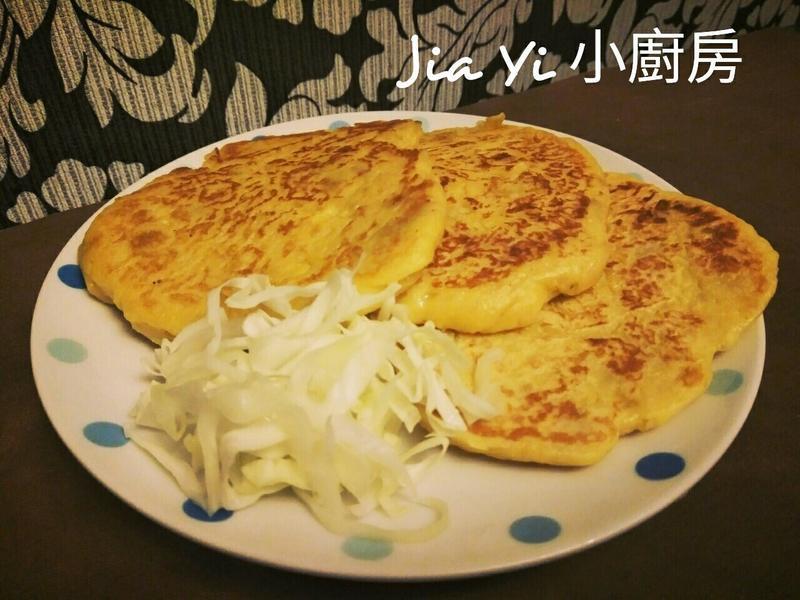 地瓜煎餅(簡易版)