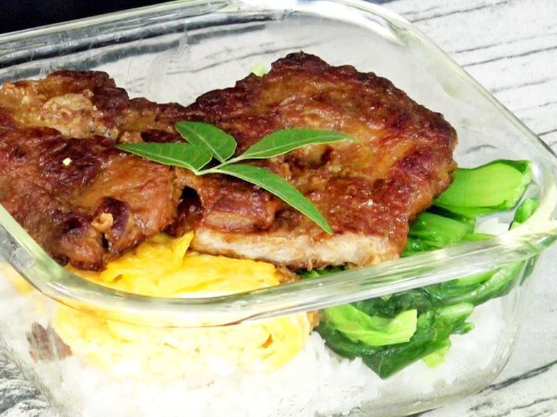 【厚生廚房】香滷里肌豬肉排