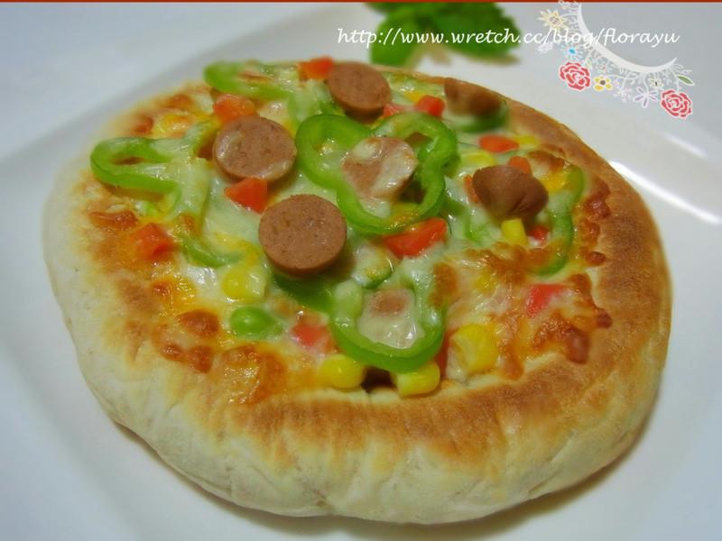 平底鍋做披薩