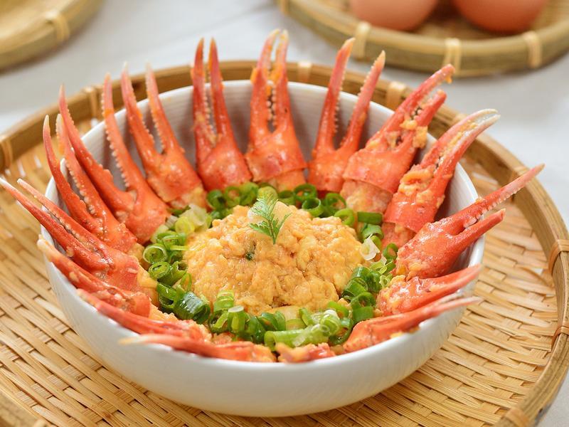 【小磨坊】椰香辣蒜蟹