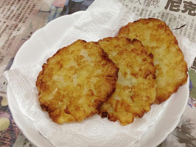 ¥ 輕鬆搞薯餅 ¥