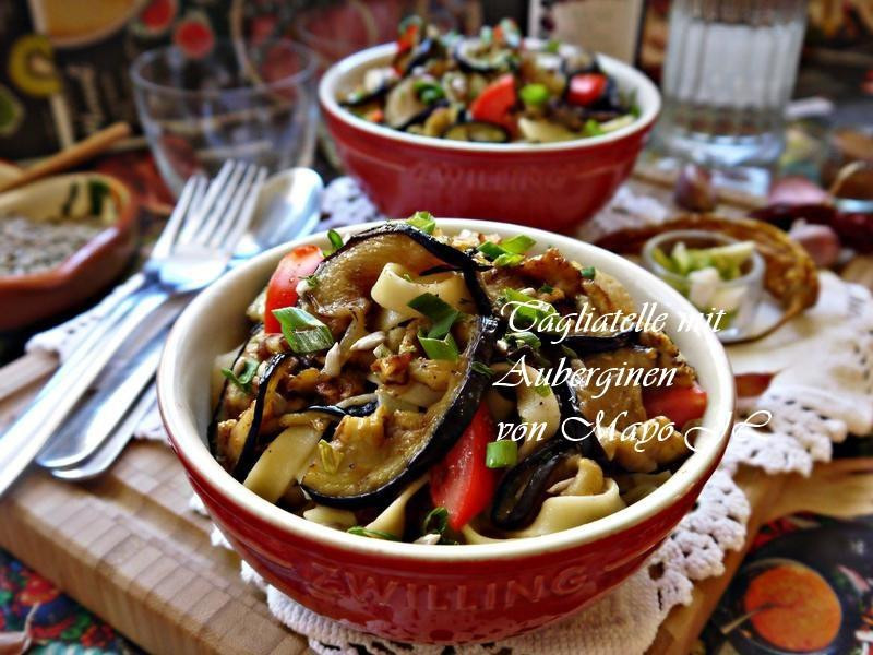 圓茄義大利麵