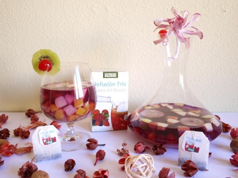 ♥野莓果活力水果茶♥