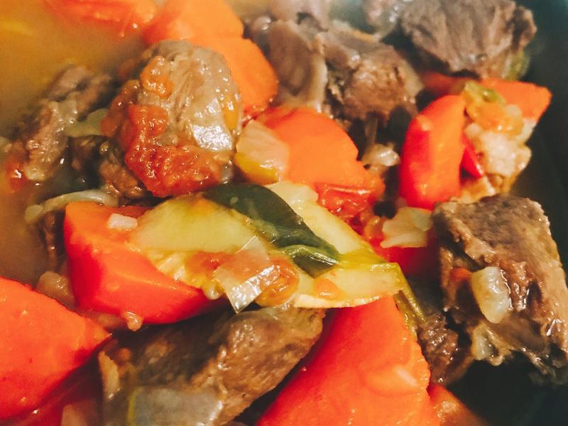 番茄燉牛肉(米杯好好用)
