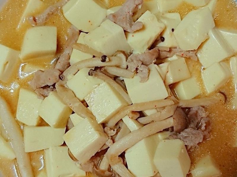 《豆腐乳》麻婆豆腐