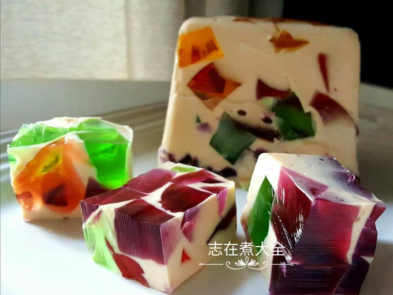 幻彩啫喱糖(淡奶版)