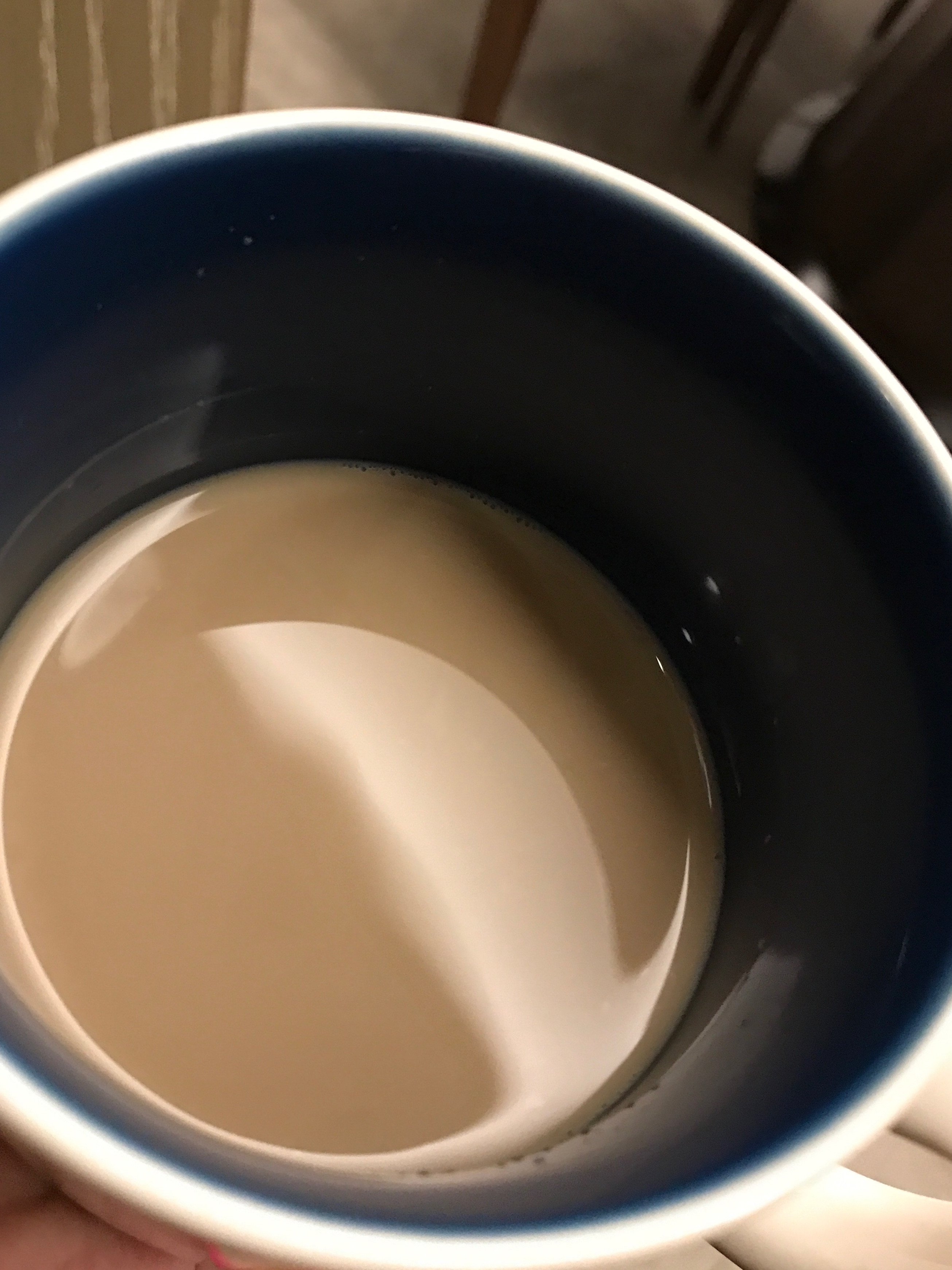黑糖鮮奶茶⭐️珍煮丹style