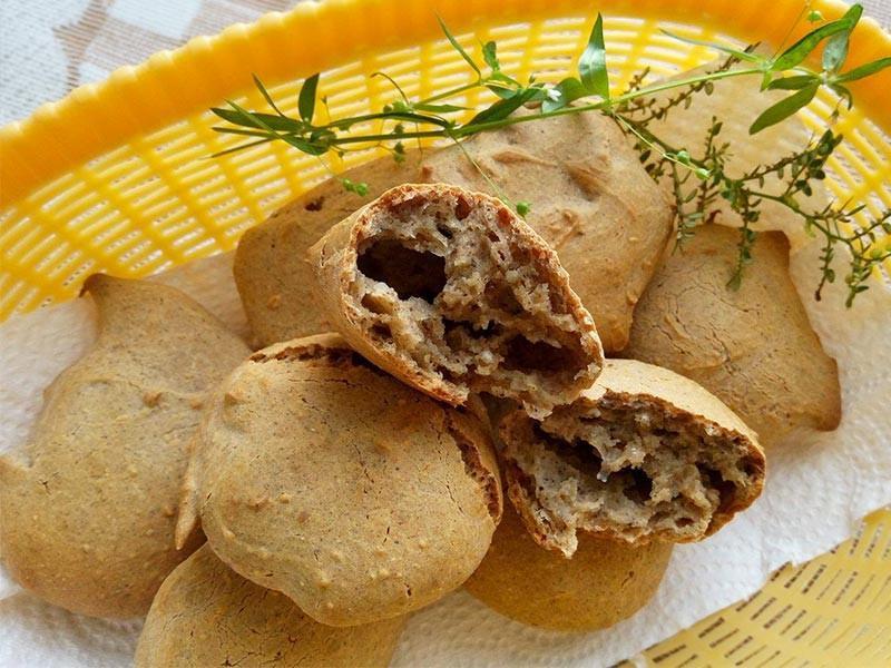堅果麻糬麵包♪(非韓國麵包預拌粉)