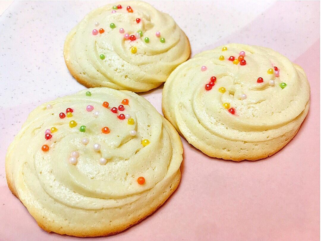 Butter Cookies義式奶油餅乾