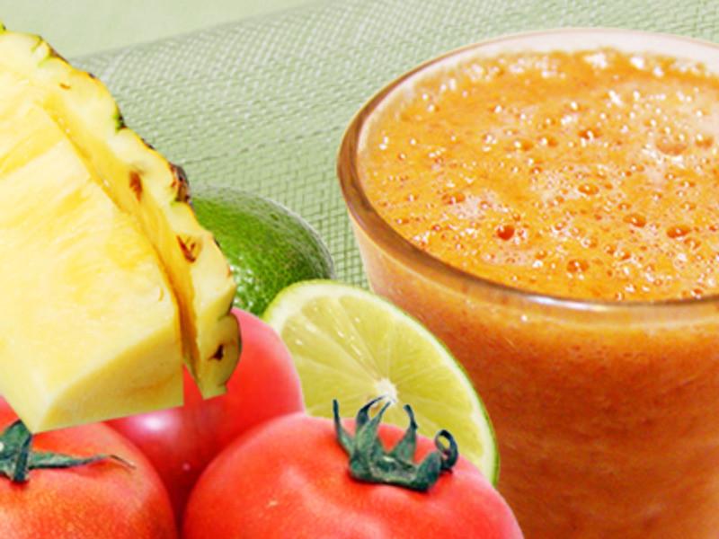 【厚生廚房】鳳梨番茄汁