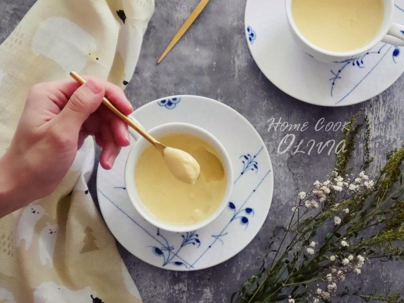 小廚娘❤滑嫩嫩豆奶布丁#美善品