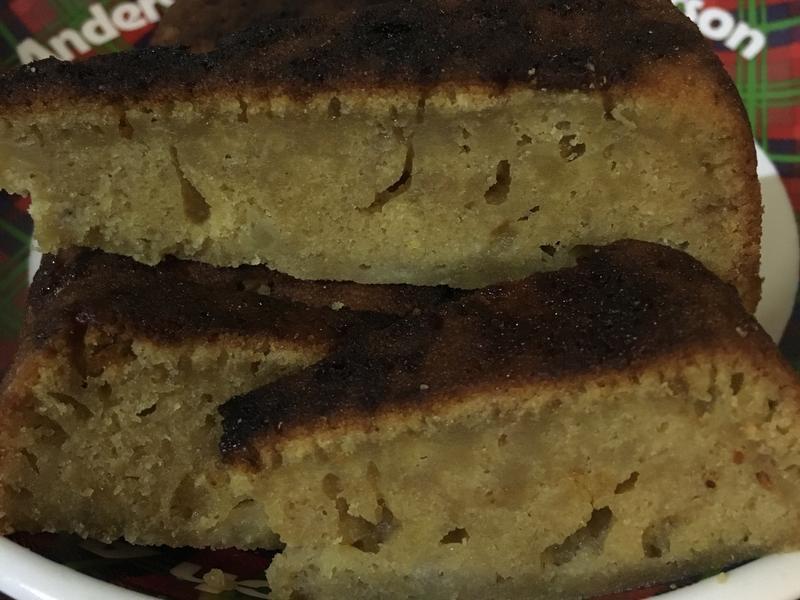 香蕉磅蛋糕(鍋寶壓力鍋版)