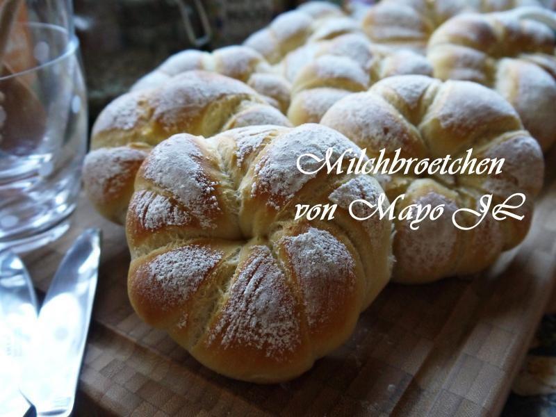 牛奶白麵包