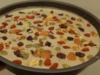 麗娟烘焙屋~~黑糖亞麻籽養生燕麥糕