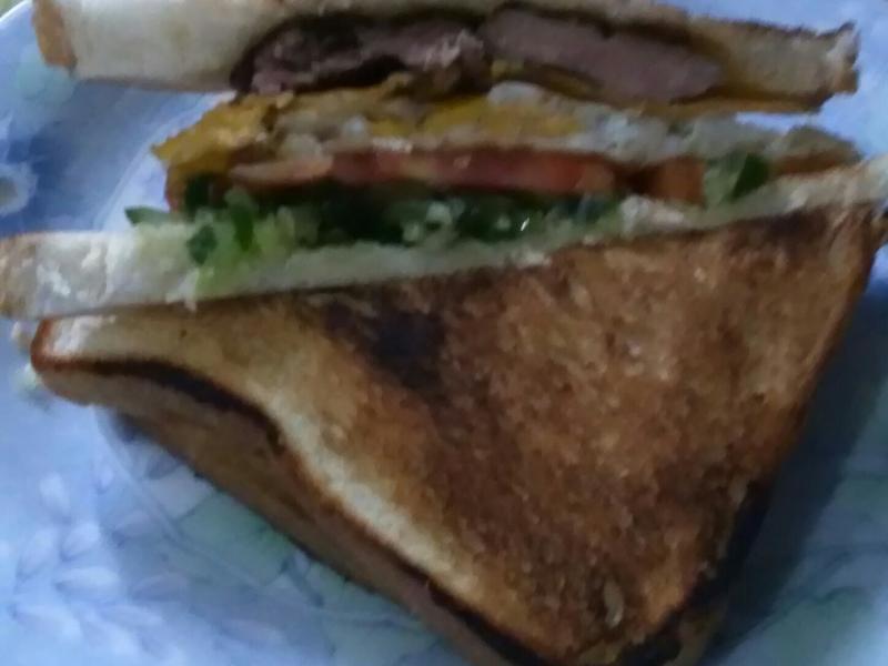 豬肉三明治