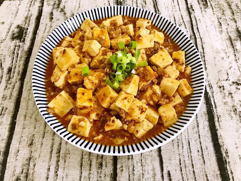 ❌不辣的麻婆豆腐