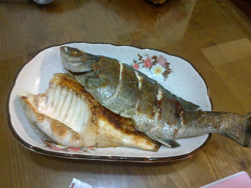 乾煎貴妃魚