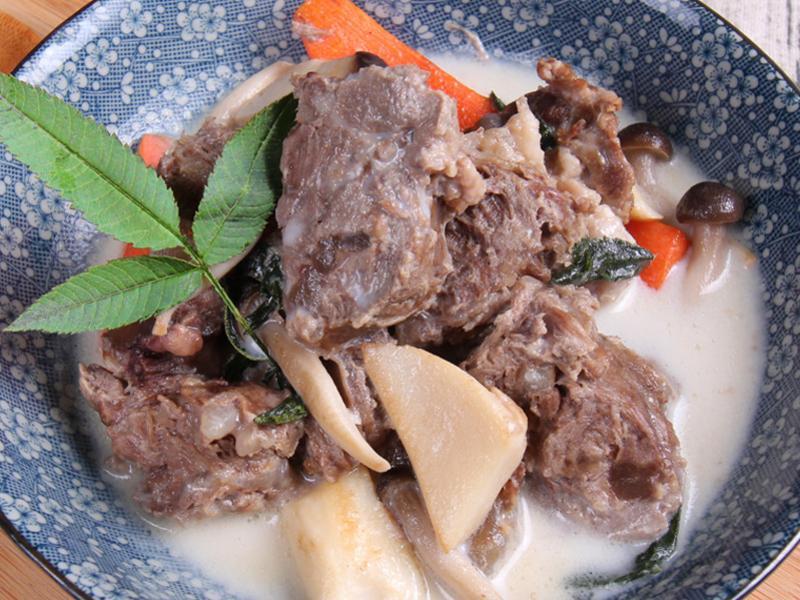 【厚生廚房】奶香燉牛肋