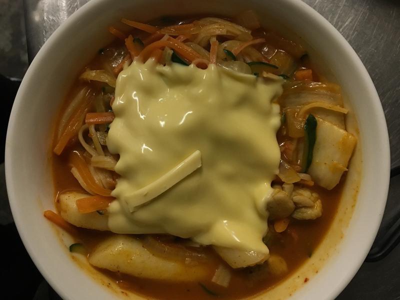 韓式炒年糕🇰🇷