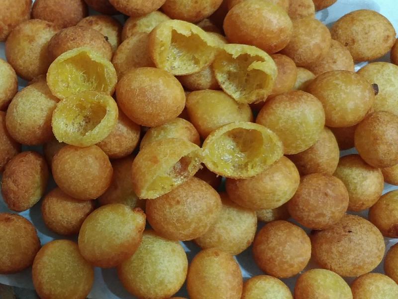 🍠香~Q~酥~脆~地瓜球🍠