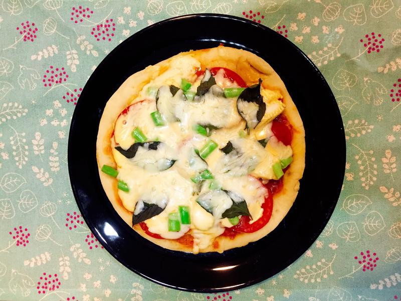 鑄鐵鍋披薩