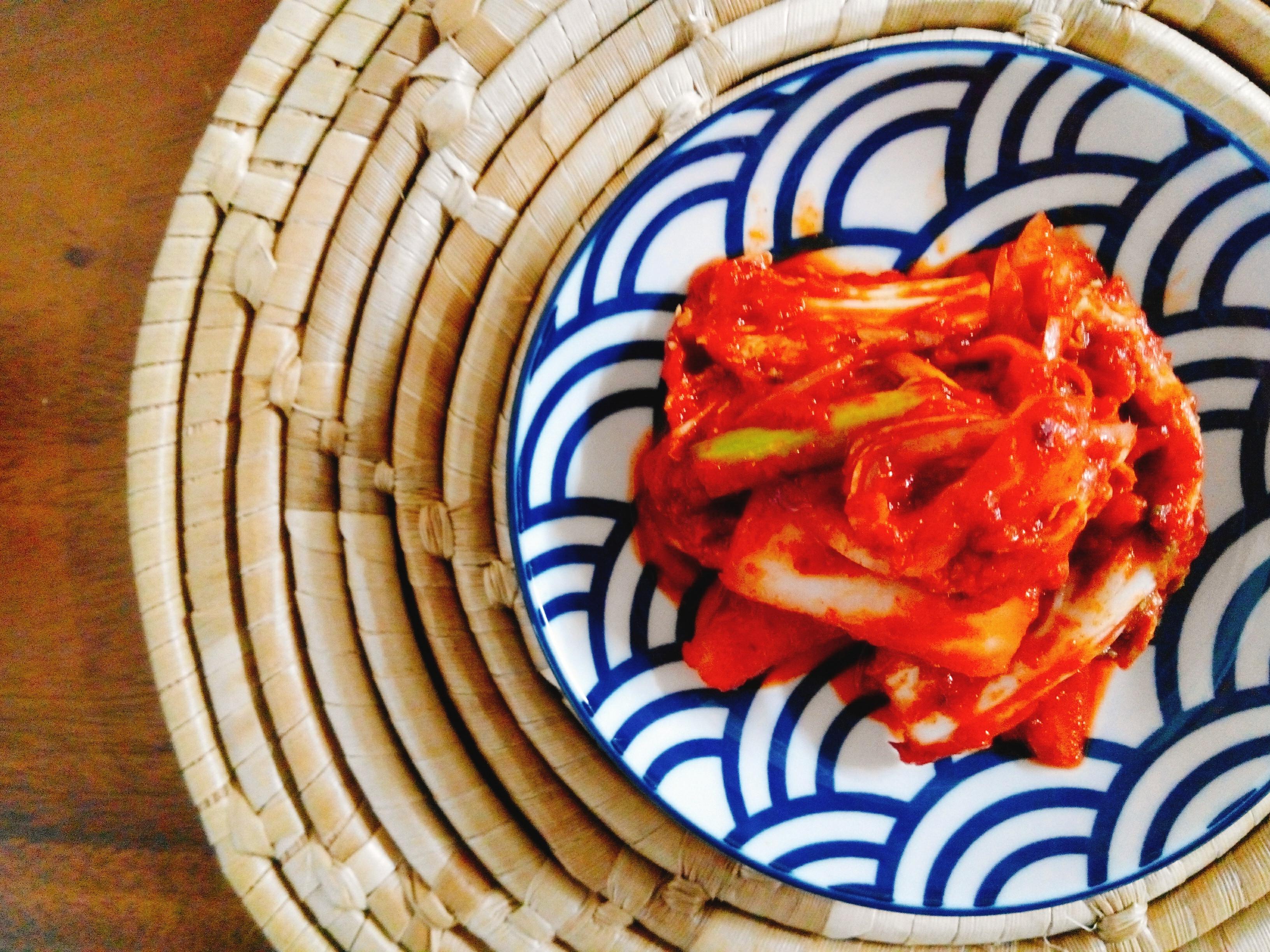 韓式辣白菜(泡菜)一超簡單