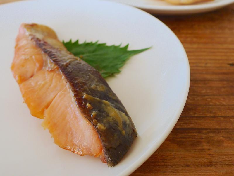 京都西京白味噌漬鱈魚&鮭魚