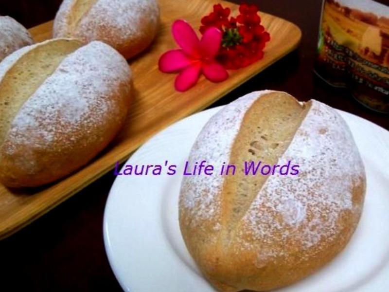 健康黑麥麵包 Rye Bread