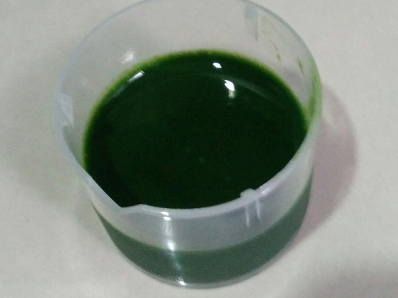 自制班兰汁