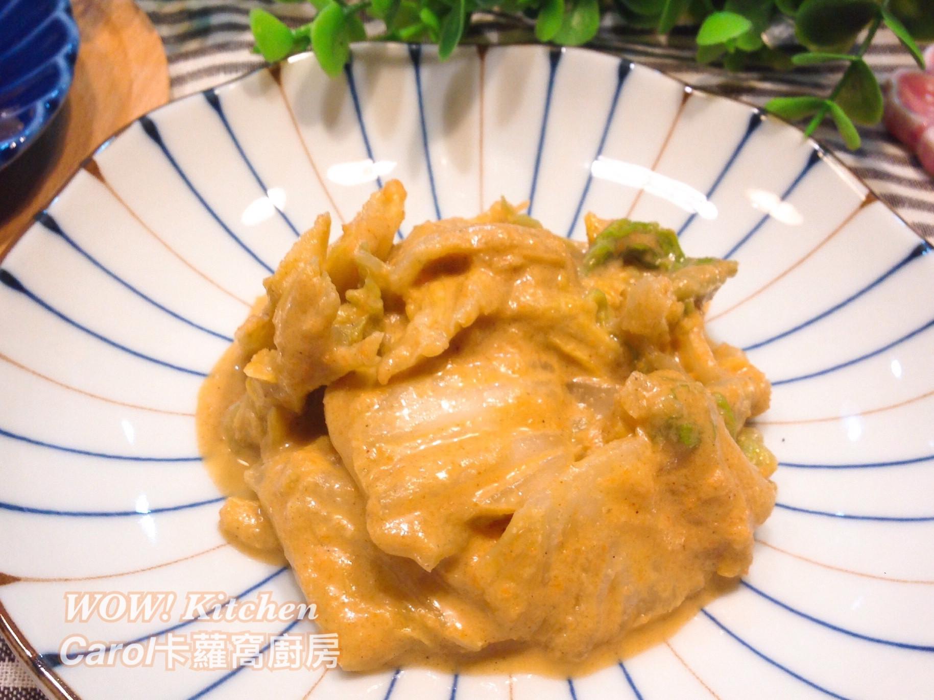 零廚藝超簡單-黃金泡菜