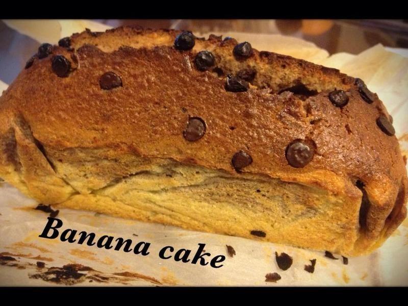 芭娜娜香蕉蛋糕
