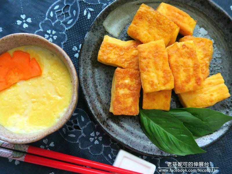 自製雞蛋豆腐