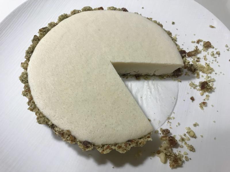 檸檬香草起士蛋糕