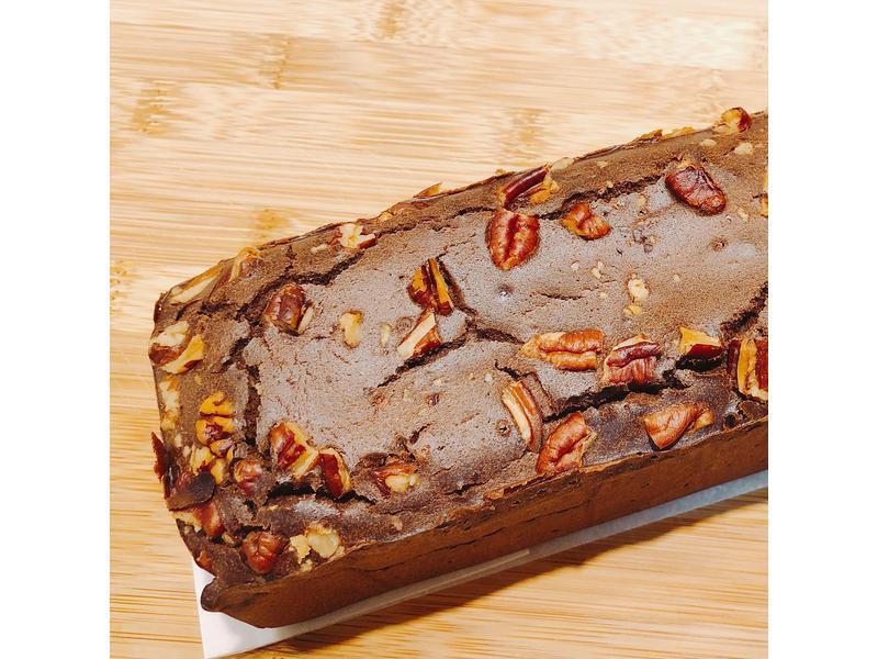 巧克力堅果磅蛋糕