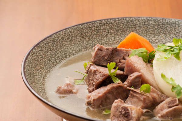 【吉刻美食】養生清燉豬肉鍋