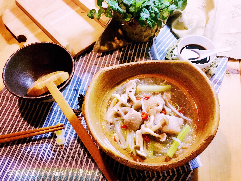 雞肉春雨香料鍋