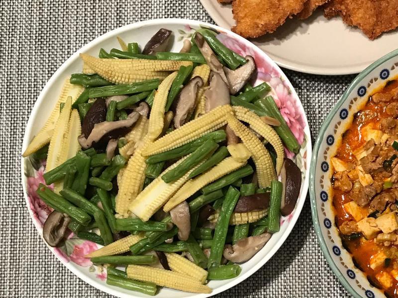 [一人開飯]四季時蔬