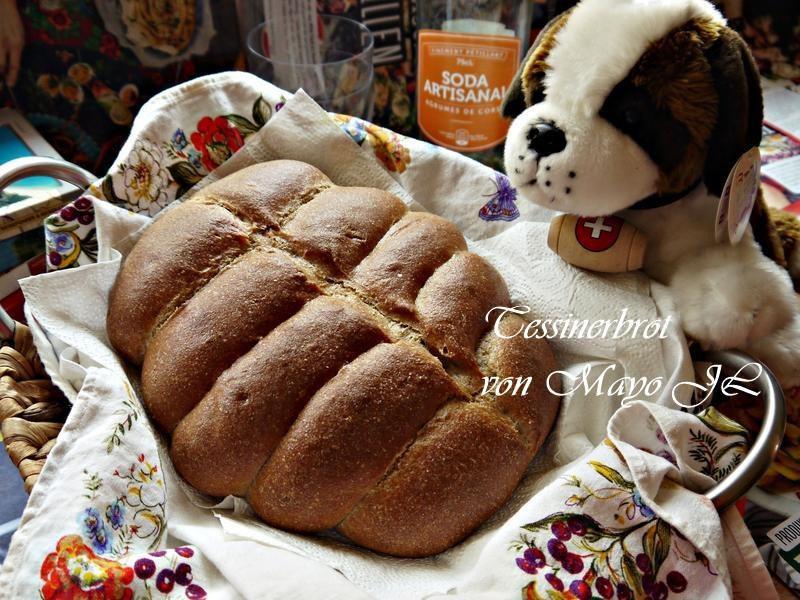 瑞士 提契諾麵包