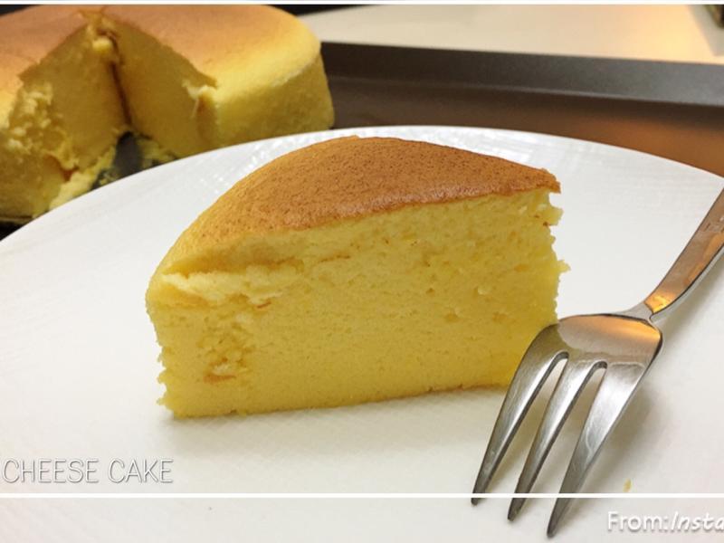 起士片輕乳酪蛋糕