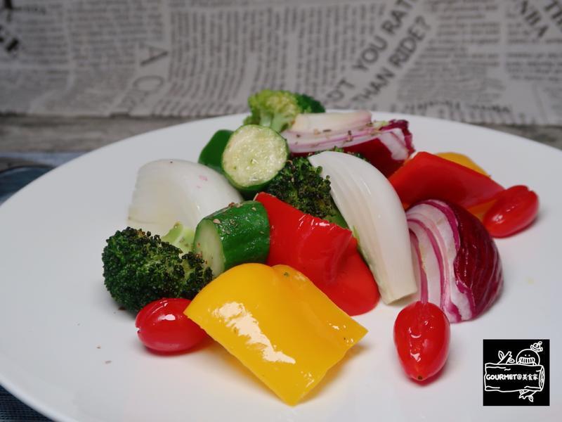 烤蔬菜(美味少負擔👍)