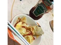 亨氏墨西哥辣椒醬蛋餅