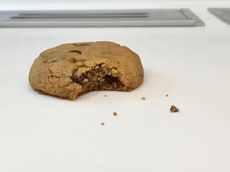 美式巧克豆餅乾
