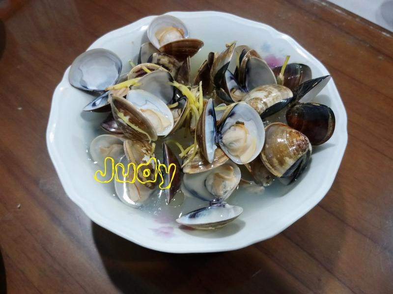 蛤蜊冬瓜盅(電鍋菜)