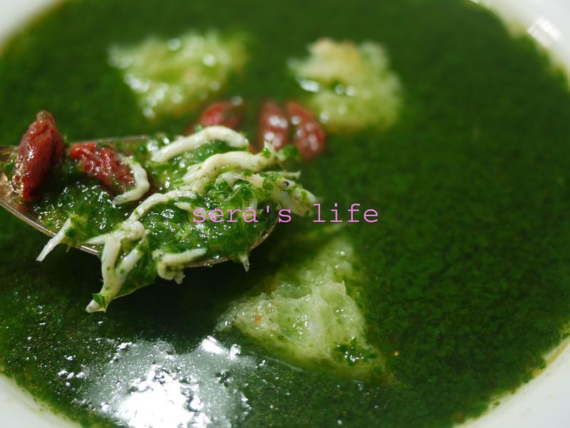 翡翠吻魚湯